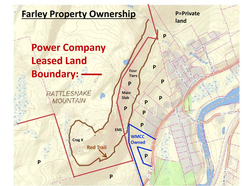 Farley property map