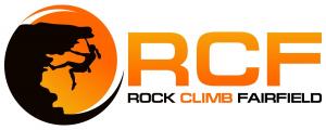 Orange and yellow RCF logo.